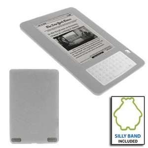 Premium Clear Soft Silicone Skin Gel Cover Case for