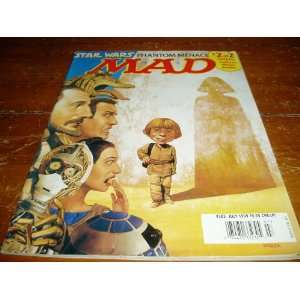 Mad Magazine Issue # 383 July 1999 Cover 2 of 2 William M