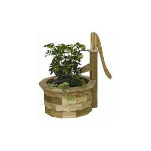 Amish Water Pump Planters Patio, Lawn & Garden