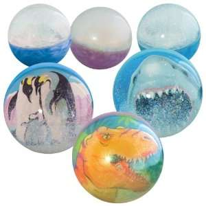Play Visions Wildsplitz 100mm High Bounce Ball Toys & Games