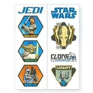 Star Wars Clone Wars Temporary Tattoo Toys & Games