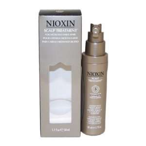 Natural Normal to Thin Hair by Nioxin for Unisex   1.7 oz Treatment