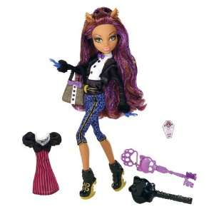 Monster High Sweet 1600 Clawdeen Wolf Doll Toys & Games