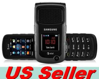 NEW UNLOCKED SAMSUNG Rugby II A847 AT&T GPS 3G Heavy Duty WATER PROOF