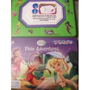Disney Fairies ~ Pixie Adventures (Write & Draw): Toys & Games