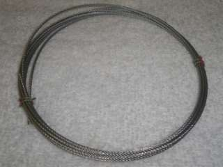 480# Braided Stainless Steel Wire leader