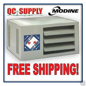 Modine Hot Dawg 100,000 BTU Garage & Shop Heater