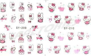 Art Cute Panda Design Sticker Decal Decoration Tattoo SY207 218