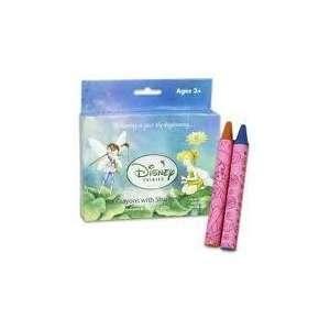 Disney princess Tinker bell Tinkerbell 48 pcs crayons Toys & Games