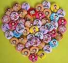 new betty boop badge pin lot set of 40pcs $ 13 20  see