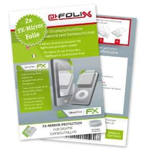 FX Mirror Stylish screen protector for Easypix DVX5050 fullHD / DVX