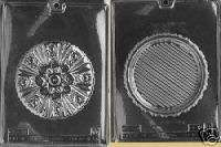 Parents CRYSTAL Pour box 2 pc Chocolate Candy Mold