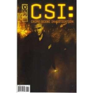 Scene Investigation) Max Allan Collins, Gabriel Rodriguez Books