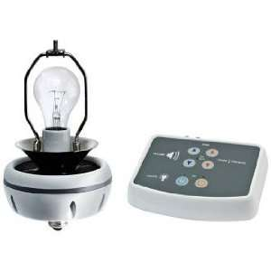 Sound of Light Lamp Top Wireless Speaker System: Home