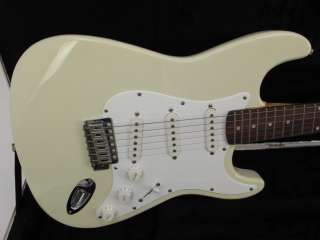 Squier by Fender Stratocaster Made in Korea w/ Hard Case