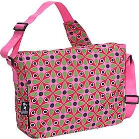 Wildkin Kaleidoscope Kickstart Messenger Bag