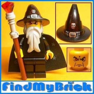 GT C305 Lego Castle Custom Evil Wizard Minifigure NEW