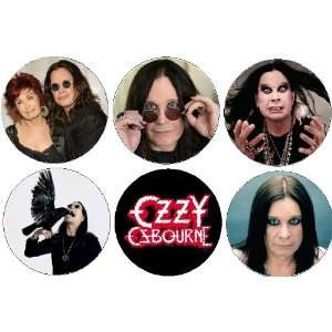 OSBOURNE 1.25 MAGNETS ~ Black Sabbath Heavy Metal