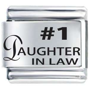 Mothers Day Presents #1 Daughter In Law Home & Family Italian Charm