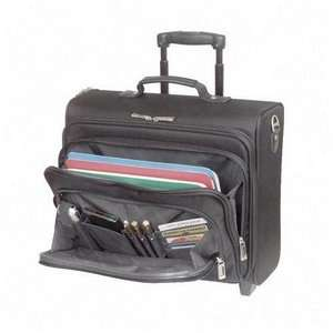 United States Luggage Company Dual Access Rolling Computer