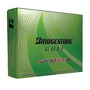 Bridgestone Treo Soft 2011 MINT Golf Balls (Dozen) Sports