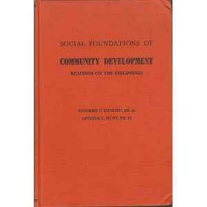 SOCIAL FOUNDATIONS OF COMMUNITY DEVELOPMENT