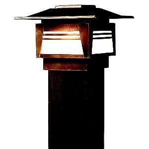 Zen Garden Post Light by Kichler