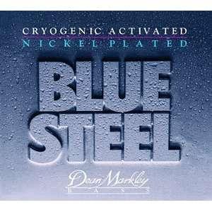 Dean Markley 2673 Custom Light Blue Steel NPS Electric Bass 4 String