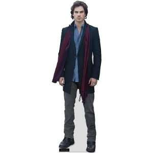 Vampire Diaries Standup~ Damon Salvatore ~ Life Size Stand up