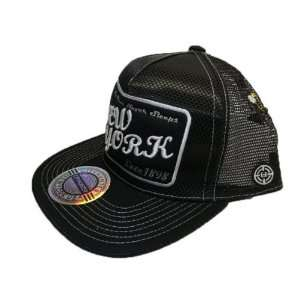 New York Snapback Flat Bill Hat