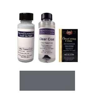 Oz. Atlas Gray Metallic Paint Bottle Kit for 1986 Volkswagen Quantum