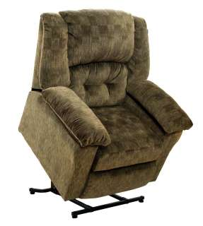 POWER LIFT FULL LAYOUT CHAISE RECLINER WELLINGTON 4840