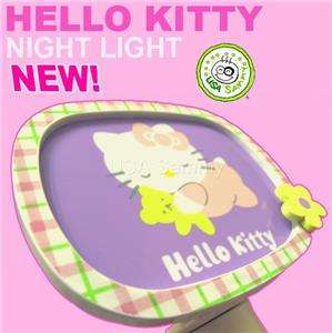 Hello Kitty Night light Kids Baby Children Gift Decor