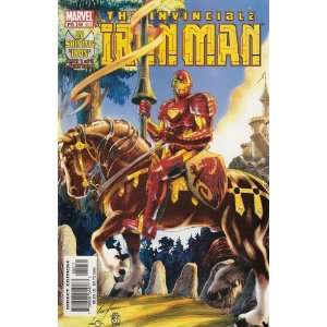 The Invincible Iron Man #59 (In Shining Iron, part 1 of 3
