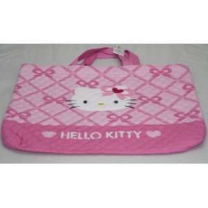 New Adorable Hello Kitty Pink Bag with Bows & Hearts Baby