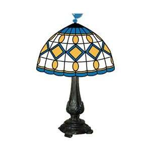 St Louis Blues Stained Glass Tiffany Table Lamp Sports