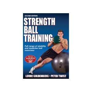Strength Ball Training DVD/Book Combo