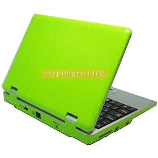 Netbook Notebook Computer PC VIA8650 800Mhz Wifi ANDROID 2.2