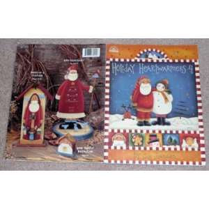 Holiday Heartwarmers 4   Decorative Painting book with