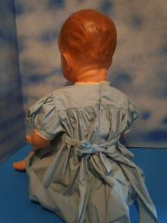 1960s Ideal 25 Bye Bye Baby Playpal Vinyl