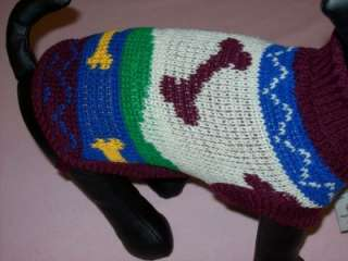 Pet Sweater Doggiduds dog cat winter clothing NEW~ Upic