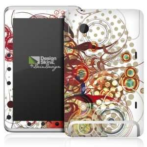 Design Skins for HTC Flyer   Peacock Colors Design Folie