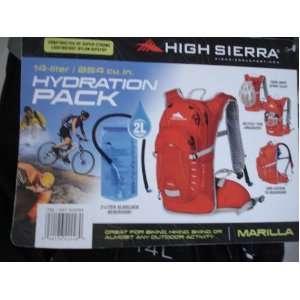High Sierra Multi Sport Hydration Pack   72oz (2L)   Black