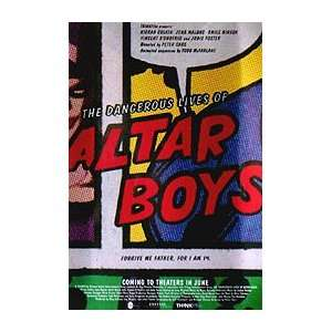 THE DANGEROUS LIVES OF ALTAR BOYS Movie Poster: Home & Kitchen