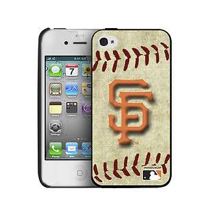 SAN FRANCISCO GIANTS MLB iPhone 4 4S Vintage Edition Hard Case Cover