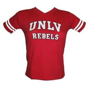University of Nevada Las Vegas Rebels Womens T Shirt