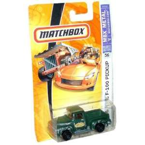 Matchbox 2006 MBX 164 Scale Die Cast Metal Car # 56   Dark Green Farm
