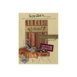 Suzn Quilts Best Friends Book