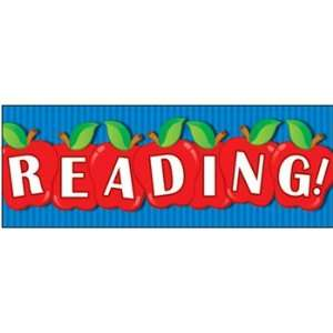 We Love Reading! Border: Toys & Games