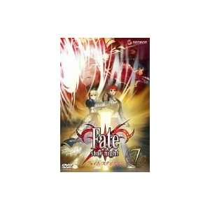 Vol. 6 Fate/Stay Night Movies & TV